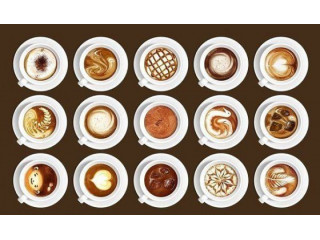 Посуда для кофе и кофейных напитков