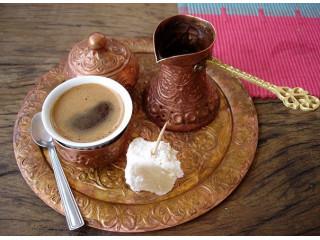 Как приготовить кофе в джезве