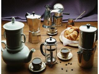 Виды кофе и способы приготовления