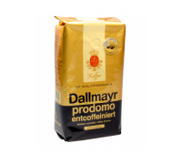 Dallmayr prodomo entcoffeiniert зерно 500g