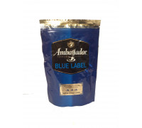Ambassador blue label растворимый 75g