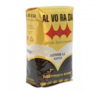 Alvorada admiral kaffee зерно 500g