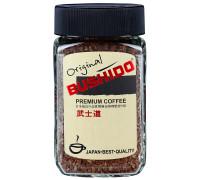Bushido original растворимый с/б 100g