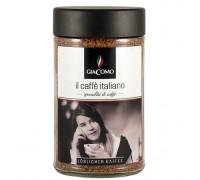 Giacomo il caffe italiano растворимый с/б 200g