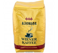 Alvorada wiener kaffee зерно 1kg