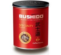 Bushido specialty зерно ж/б 250g