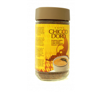 Chicco d`oro растворимый с/б 100g