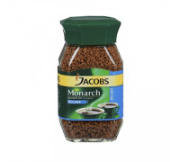 Jacobs monarch decaff растворимый с/б 100g