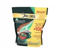 Jacobs monarch растворимый 400g