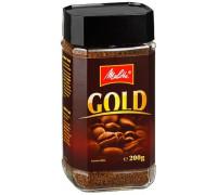 Melitta gold растворимый с/б 200g