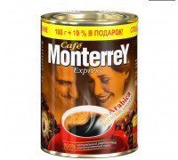 Monterrey express растворимый ж/б 100g