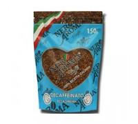 Nero aroma decaffeinato растворимый 150g