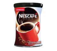 Nescafe classic растворимый ж/б 100g