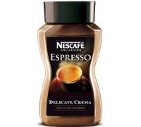Nescafe espresso растворимый с/б 100g
