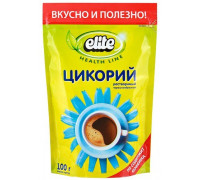 Elite цикорий кофейный напиток 100g