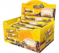 Jacobs 3 в 1 latte кофейный напиток 14,8gx21