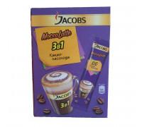 Jacobs 3 в 1 mocco latte кофейный напиток 12,5gx21
