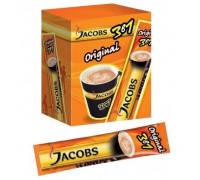 Jacobs 3 в 1 original кофейный напиток 12gx24
