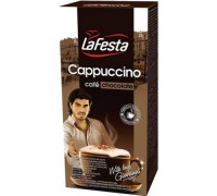 La festa cappuccino chocolate кофейный напиток 12,5gx10
