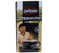 La festa cappuccino creamy кофейный напиток 12,5gx10