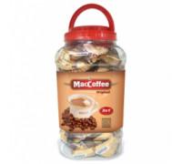Maccoffee 3 в 1 original банка кофейный напиток 20gx50