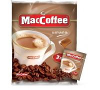 Maccoffee 3 в 1 карамель кофейный напиток 18gx10