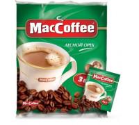 Maccoffee 3 в 1 лесной орех кофейный напиток 18gx10