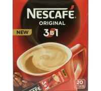 Nescafe 3 в 1 original кофейный напиток 16gx20