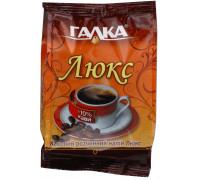 Галка люкс кофейный напиток 100g