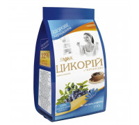 Галка цикорій з чорницею кофейный напиток 100g