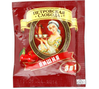 Петровская слобода 3 в 1 вишня кофейный напиток 18gx25